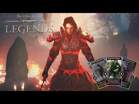 Elder Scrolls Legends: Custom Race Cards