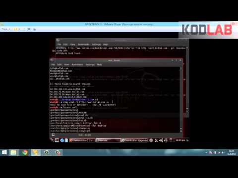 Information Gathering Web Sitesi Nasıl Yapılır, Web Sitesi Nasıl Yapılır Eğitim Seti Türkçe