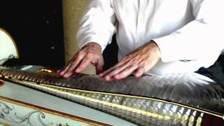 The Glass Armonica Invented by Ben Franklin