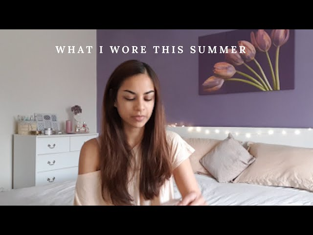 WHAT I WORE THIS SUMMER | THEATRE EVENTS | 2018
