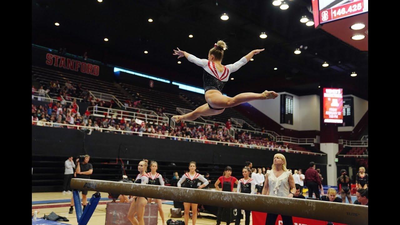 Recap: No. 4 Utah women's gymnastics makes school history ...
