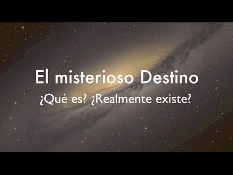 El misterioso Destino: ¿Qué es? ¿Realmente existe?