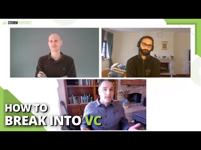 How to break into VC - AskAVC #28