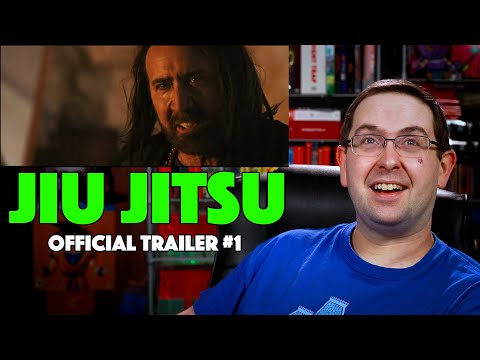 REACTION! Jiu Jitsu Trailer #1 – Nicolas Cage Movie 2020
