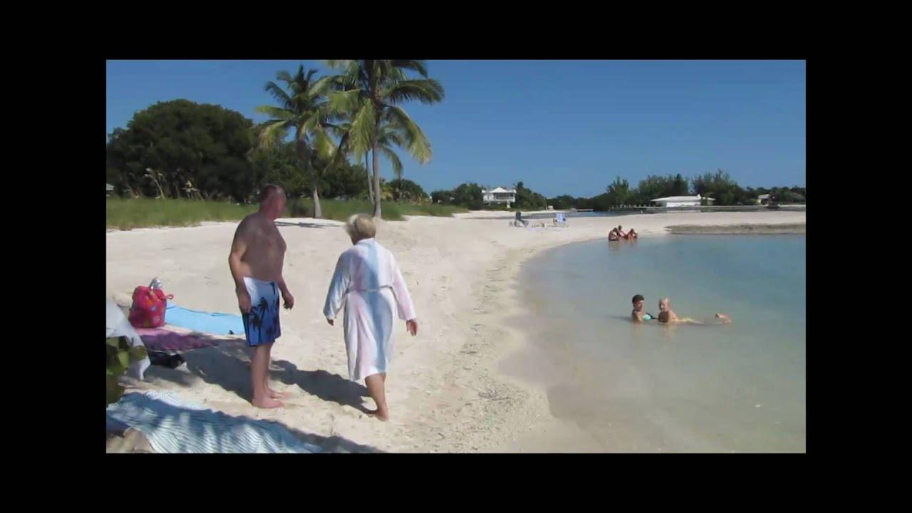 Fantastic Sombrero Beach In Marathon Florida Keys