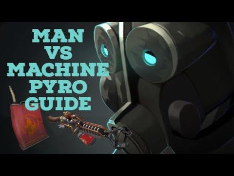 Pyro MvM Guide Team Fortress 2 (2019) Man Vs Machine