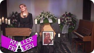 Was für ein Verlust... - Knallerfrauen mit Martina Hill | Die 3. Staffel