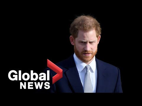 Prince Harry breaks silence on decision by him and Meghan step back from Royal roles