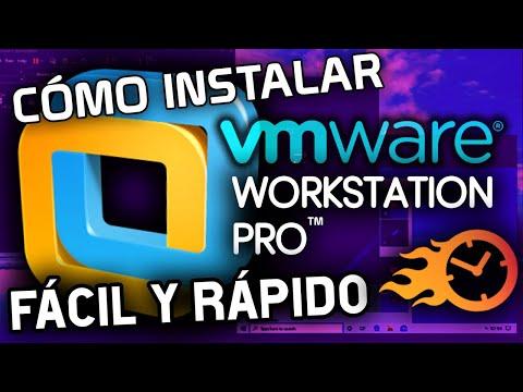 ▷ Como INSTALAR VMWare Workstation 16 PRO en Windows 10