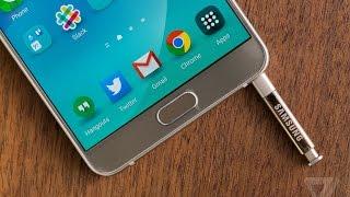 مراجعة : سامسونج جالكسي نوت 5 | Galaxy Note 5