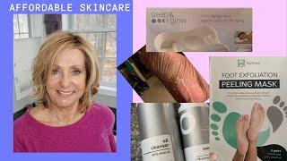 Anti Aging Pillow | Affordable Skincare | Pretty Feet |  Monika's Beauty & Lifestyle
