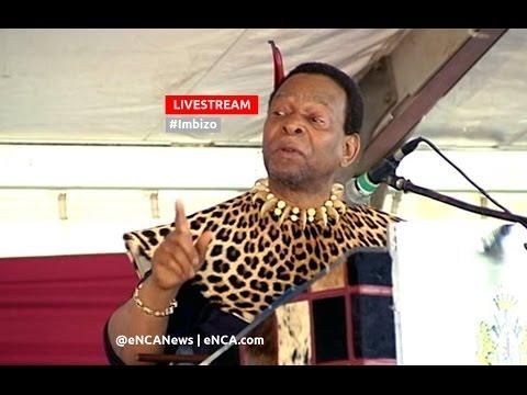 King Goodwill Zwelithini Holds Anti-xenophobia Imbizo