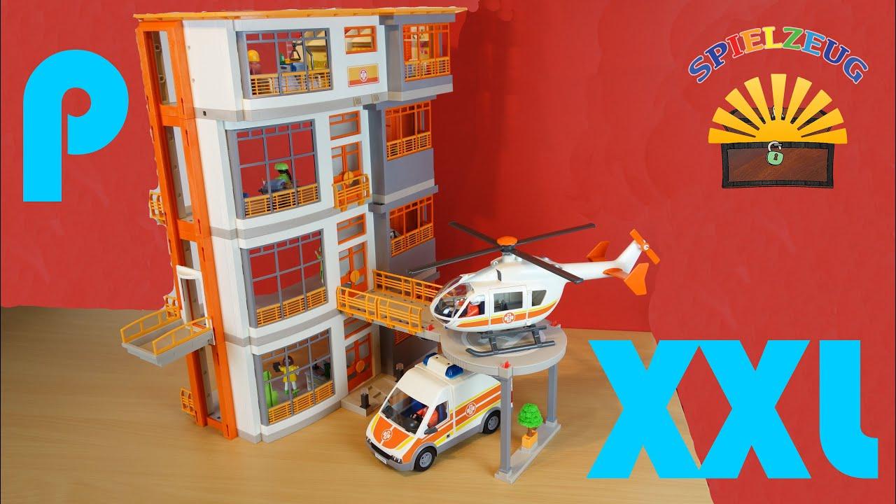 Playmobil 6443 etagenerg nzung kinderklinik 6657 vos for Playmobil 6445
