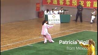 Torneo Internacional de Tai Chi en China
