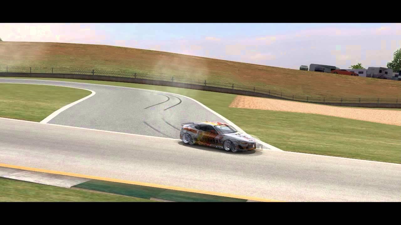 rFactor Formula Drift Ryan Tuerck - YouTube