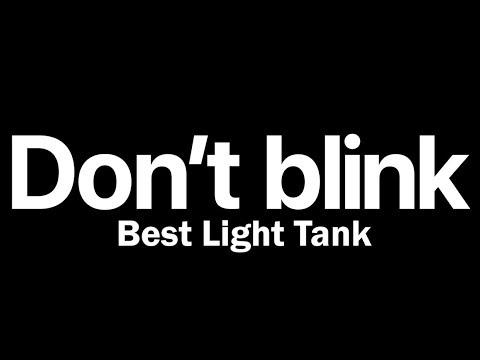 Best Light Tank Presentation