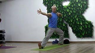 Вьяямы. Суставная гимнастика