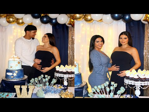 OUR OHIO BABY SHOWER♡