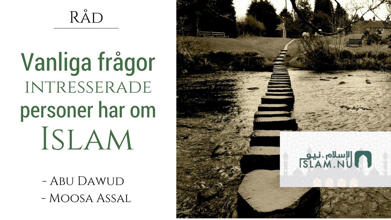 Råd till de som är intresserade av Islam | Abu Dawud & Moosa Assal