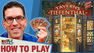 The Taverns Of Tiefenthal - How To Play