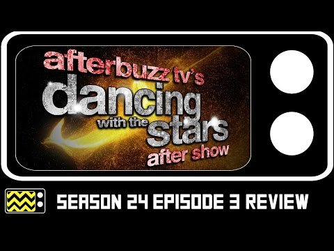 Dancing With The Stars Season 24 Episode 3 Review & After Show   AfterBuzz TV