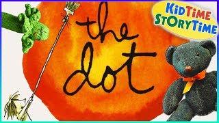 THE DOT | Growth Mindset Children's Book Read Aloud