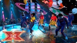 Rai-Elle Williams is Mrs Big Stuff! | Live Shows | The X Factor 2017