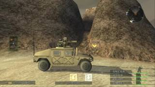 Socom 3 - Mission 6 - Wake of the Fallen - PCSX2