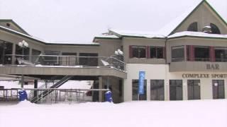 Mont Blanc Ski Resort région Mont-Tremblant Quebec