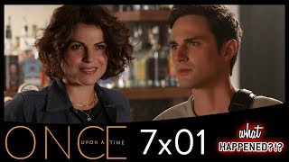 ONCE UPON A TIME 7x01 Recap: Introducing Hyperion Heights & Characters 7x02 Promo | What Happened?!