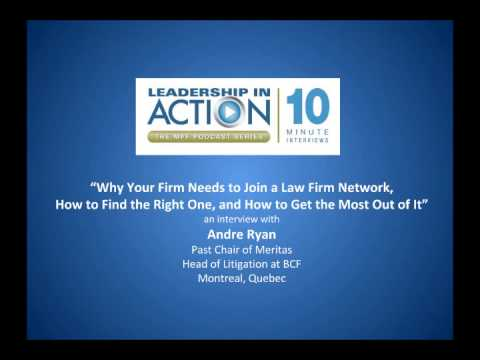 Why Your Firm Needs to Join a Law Firm Network