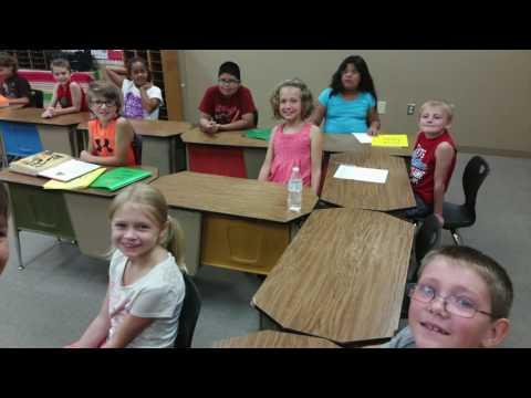 This Week in Photos - Purcell Intermediate School 8/31/16