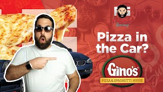 Gino's Pizza and Spaghetti House Review  Fayetteville WV  I79 in Southern West Virginia
