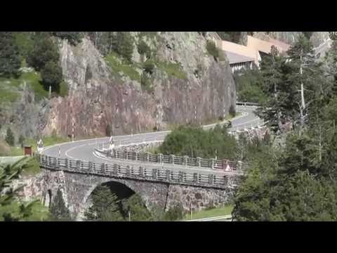 Andorra Arcalis (& 1997 Tour, Jan Ullrich) + Els Cortals by bicycle / bringatúra