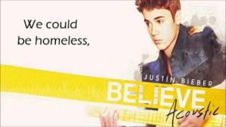 Justin Bieber - As Long As You Love Me (lyrics + download)