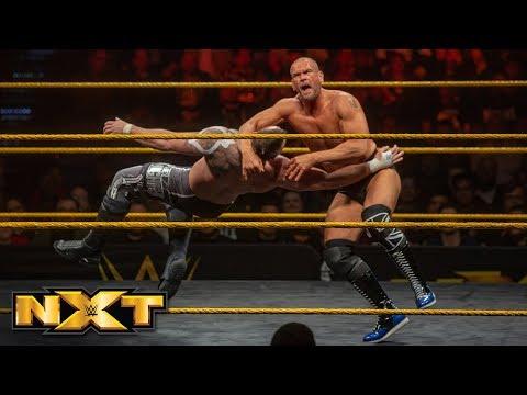 Danny Burch & Oney Lorcan vs. The Mighty: WWE NXT, Nov. 28, 2018