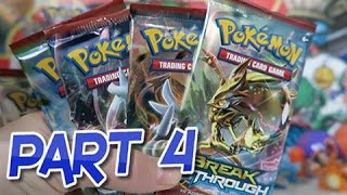 Opening A Pokemon BreakThrough Booster Box! Part 4