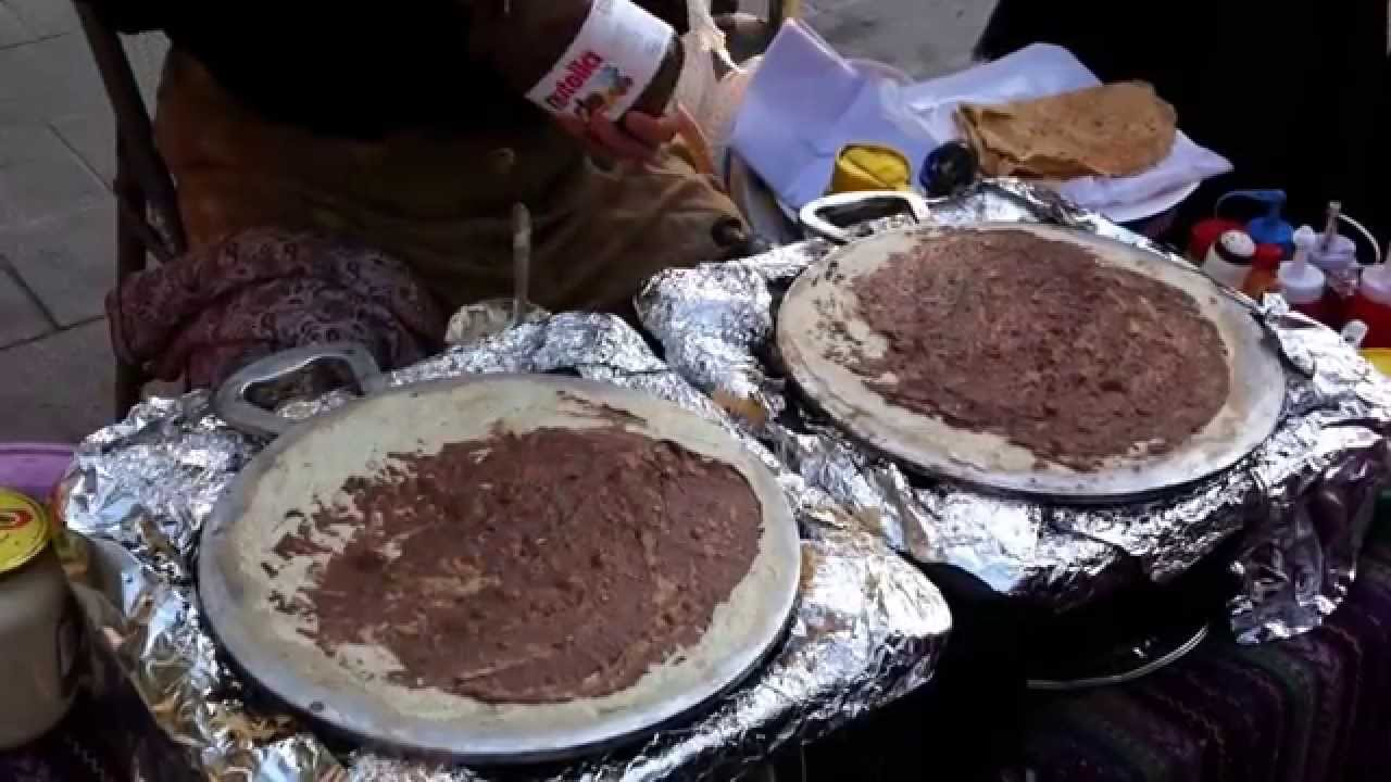 Street Food At Doha Qatar Youtube
