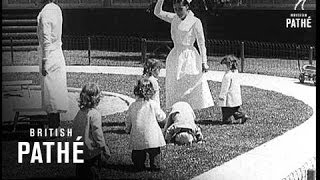 The Dionne Quintuplets At Callander Ontario Aka Pathe Gazette Presents (1936)