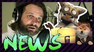 Gronkh ihm seine Rundfunklizenz  Monster Hunter macht Loot-Boxen weg  NEWSdoc 2