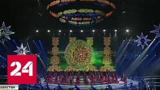 видео Как празднуют Новый год в Азии