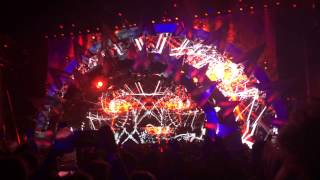 Knife Party - Give it Up @ Future Music Festival Sydney 2015