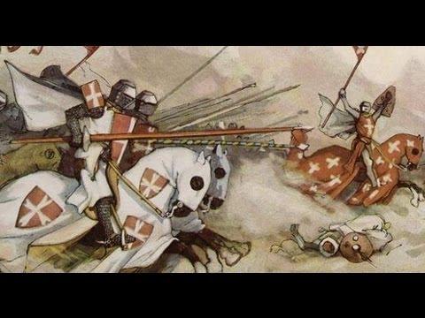 Video: Templar Cavalry in the Field - Knights Templar