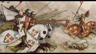 Knights Templar - Part 3: Templar Cavalry in the Field