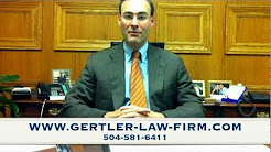 New Orleans Car Accident Attorney Explains Importance of Hiring An Attorney