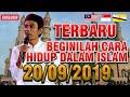 Ceramah Ustadz Somad Di Masjid Jamaah Tabligh Batam Hakikat Hidup Dalam Islam
