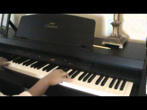 Love Waltz (from The Secret of Moonacre)   Piano Cover