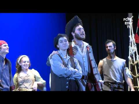Cappies Theatre Review: Treasure Island at Oakton High School