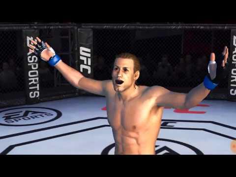 UFC Mobile Urijah Faber FlyWeight Career Mode Stage 21 - 25