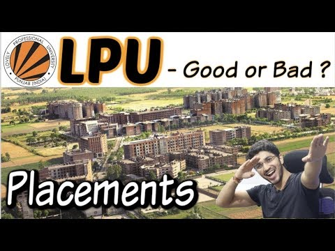 Download Lovely Professional University   Placements   Admission   Scholarship   Good or Bad?